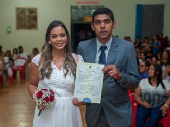 Casamento Comunitário em Chapadão do Céu - GALERIA II