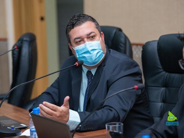 Presidente Gean Rubens parabeniza a SMT